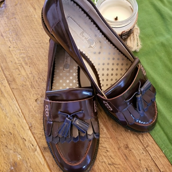 0dfee224e86 Boden Shoes - Boden Patent Leather Tassle Kilty Mock Toe Loafers